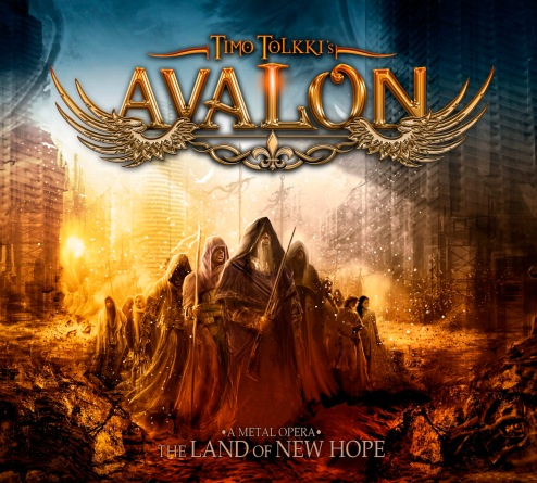 timo tolkkis avalon - the land of new hope